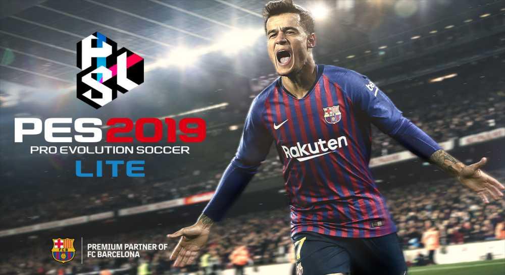 game online terbaru pes 2019 lite