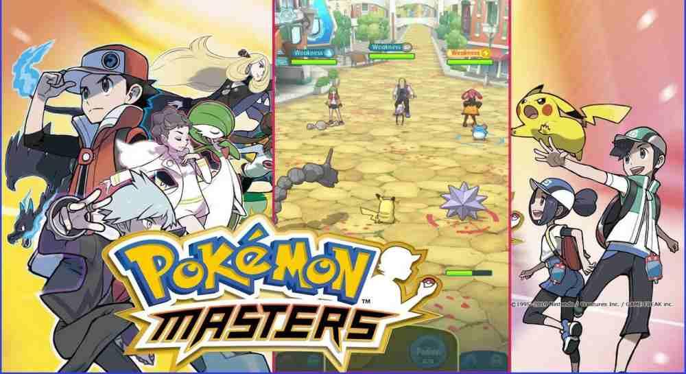game online terbaru pokemon masters