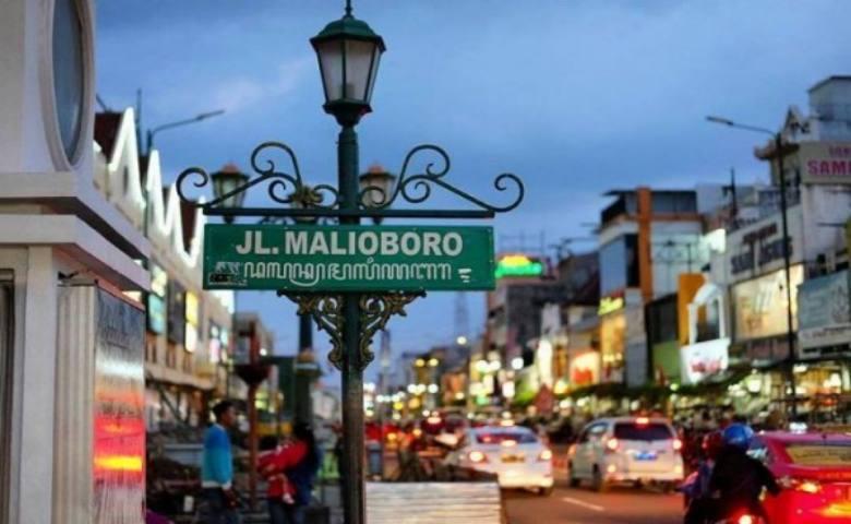 wisata malam jogja Malioboro