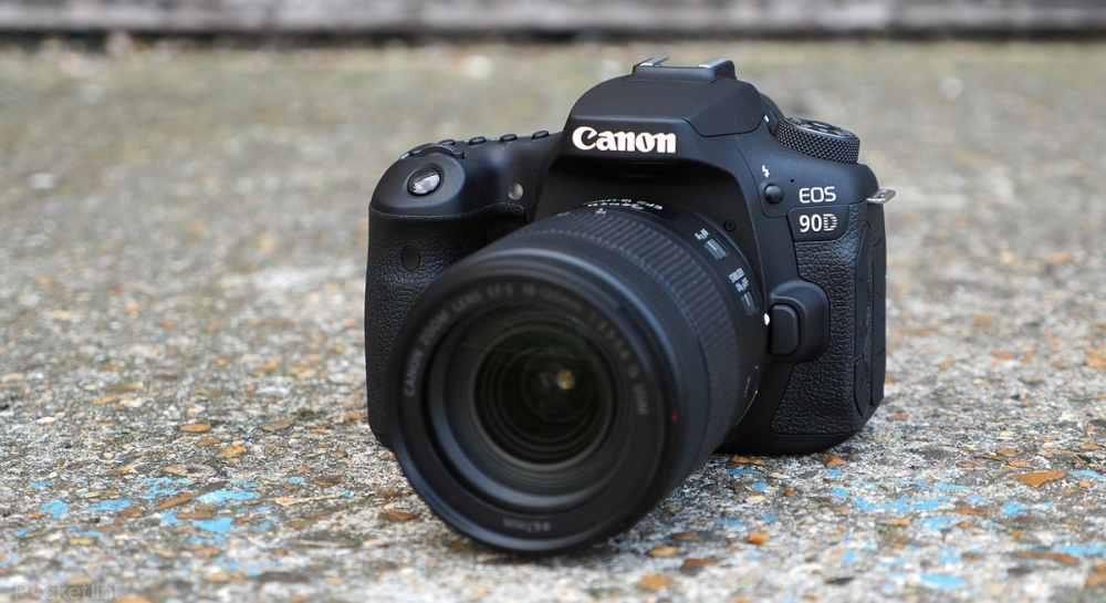 jenis jenis kamera DSLR