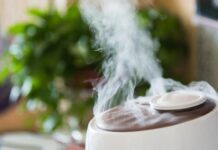 manfaat air humidifier, fungsi air humidifier