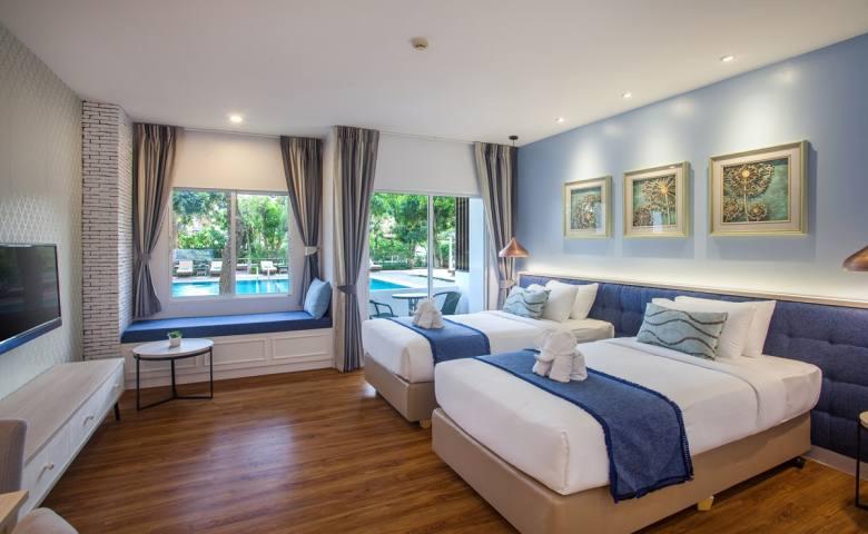 tipe kamar hotel Cabana Room