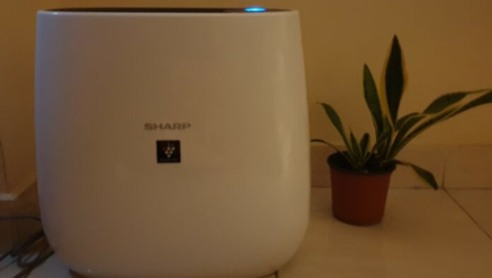 Featured Image - Air Purifier Sharp Plasmacluster