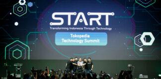 Tokopedia START Summit 2020 Dukung Talenta Digital Indonesia