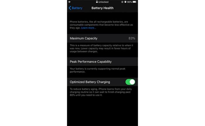 Review iPhone 7 2020 - Kapasitas Baterai Kecil