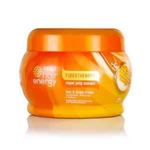 Fibertherapy Hair & Scalp Cream with Royal Jelly Extract