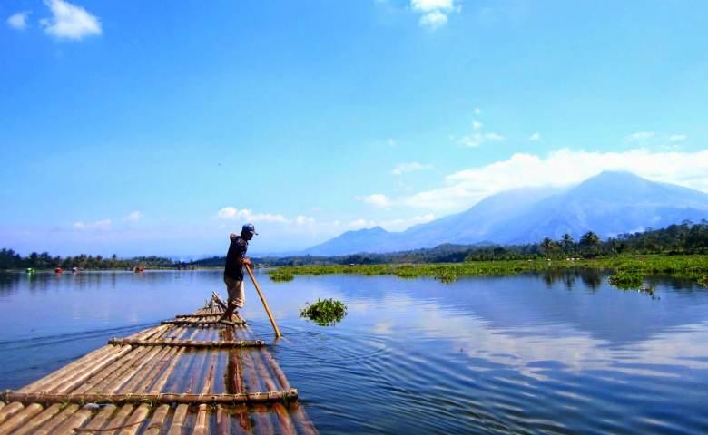 tempat wisata di garut Situ Bagendit