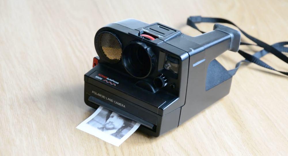 jenis-jenis kamera Polaroid