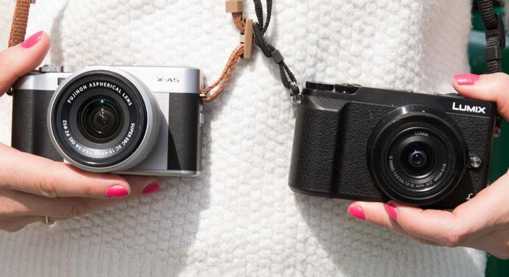 jenis-jenis kamera Mirrorless
