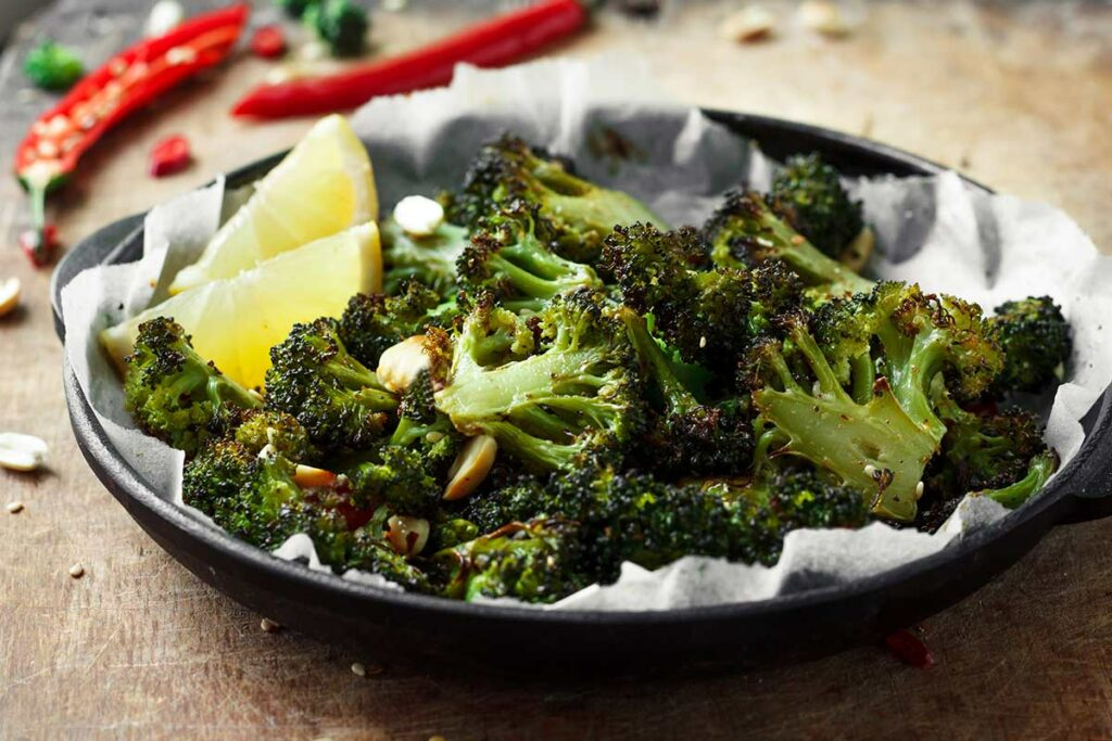 manfaat brokoli diet