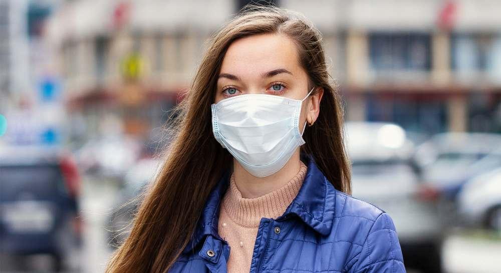 Cara Pakai Masker Antivirus yang Benar