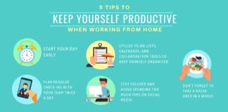 5 Tips Produktif Saat Work from Home dari Nakama Tokopedia