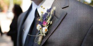 setelan jas pengantin pria