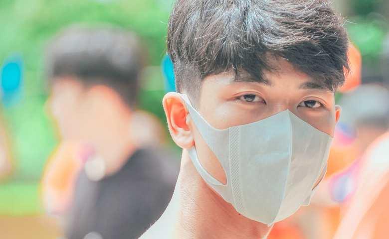cara membuat masker dari bahan kain perca
