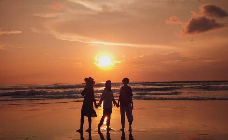 tempat wisata di garut Pantai Cijeruk