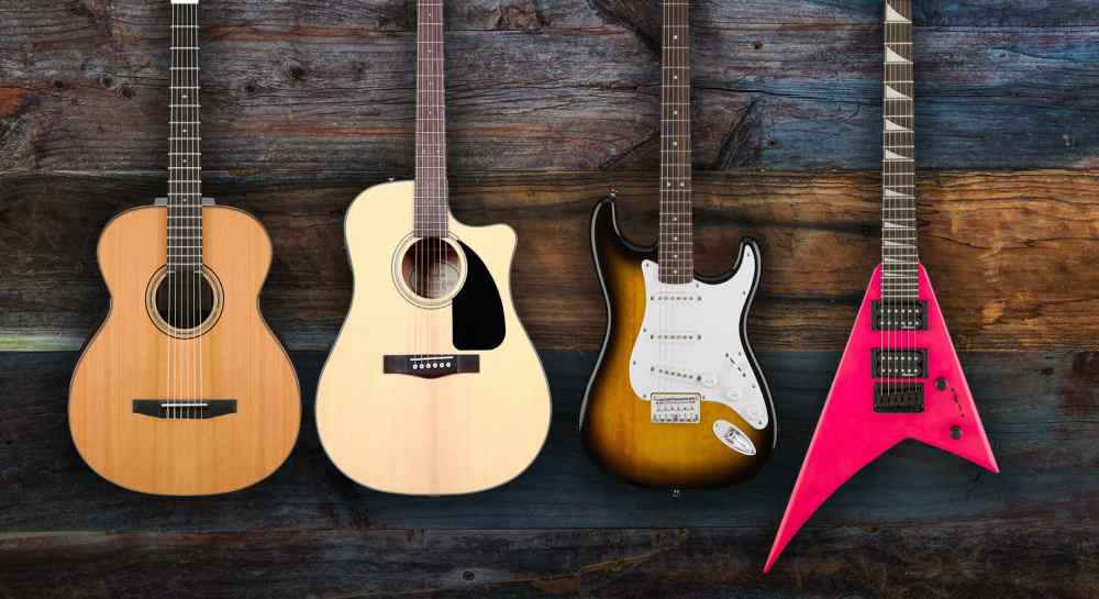 11 cara bermain gitar untuk pemula