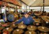 alat musik tradisional jawa tengah gamelan
