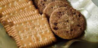 biskuit rendah lemak dan kalori