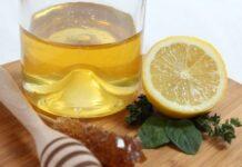 manfaat lemon dan madu