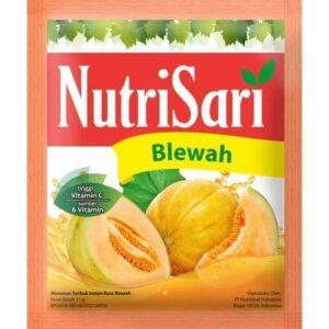 nutrisari blewah 300x300 - 8 Pilihan Rasa Nutrisari Sachet: Sedu Minuman Segar
