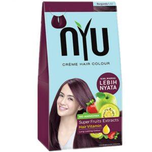 2. NYU Hair Color Creme