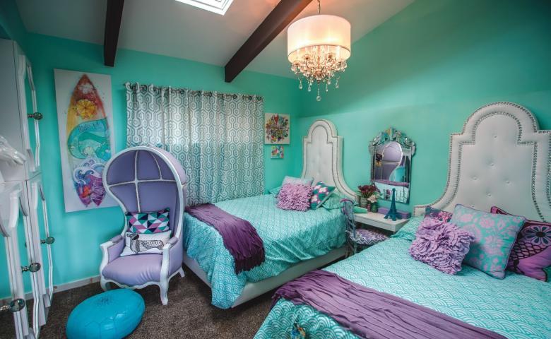 43 Interior Rumah Minimalis Warna Biru Tosca Inspirasi Baru!