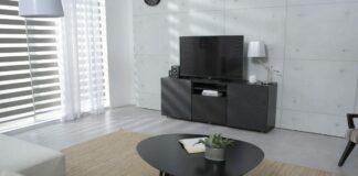 desain meja tv