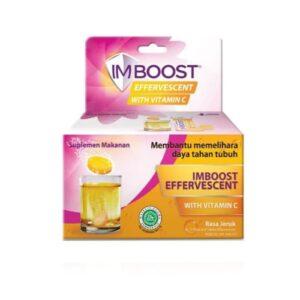 suplemen untuk puasa -imboost effervescent