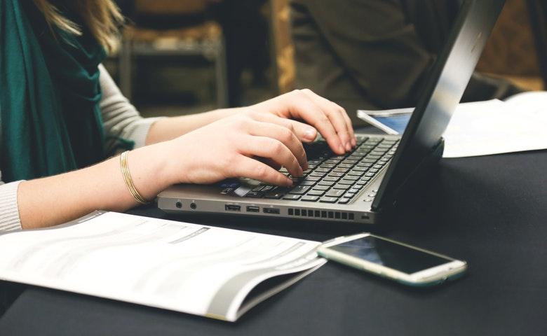 Lowongan kerja Admin online dari rumah