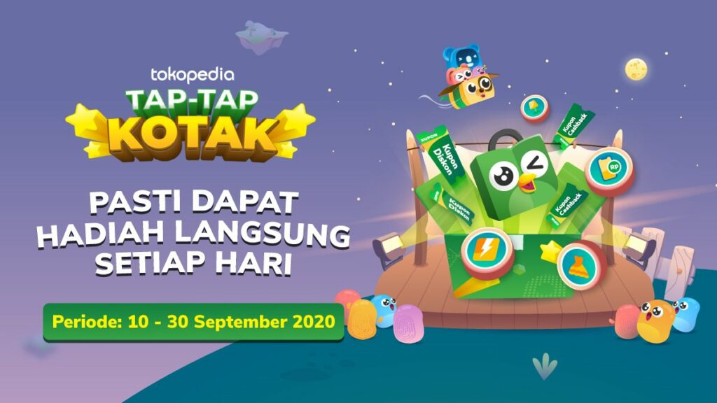 tap tap kotak - september