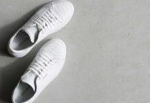 fashion style sepatu putih