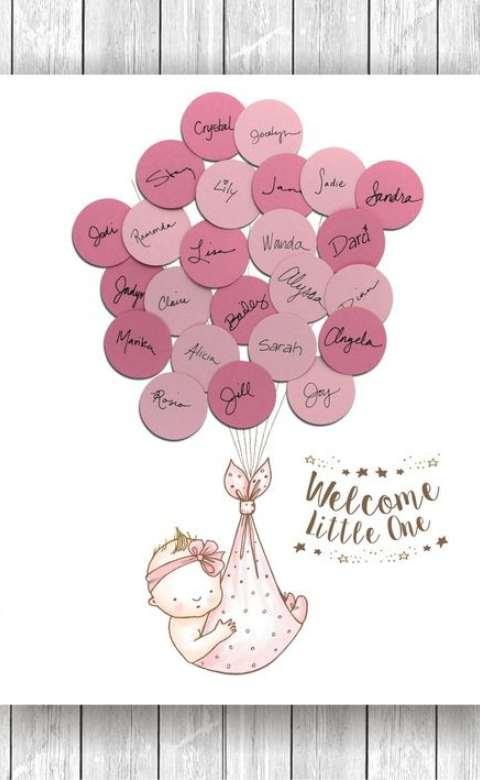11 Ide Desain Kartu Ucapan Selamat Kelahiran Bayi Yang Lucu Dan Unik