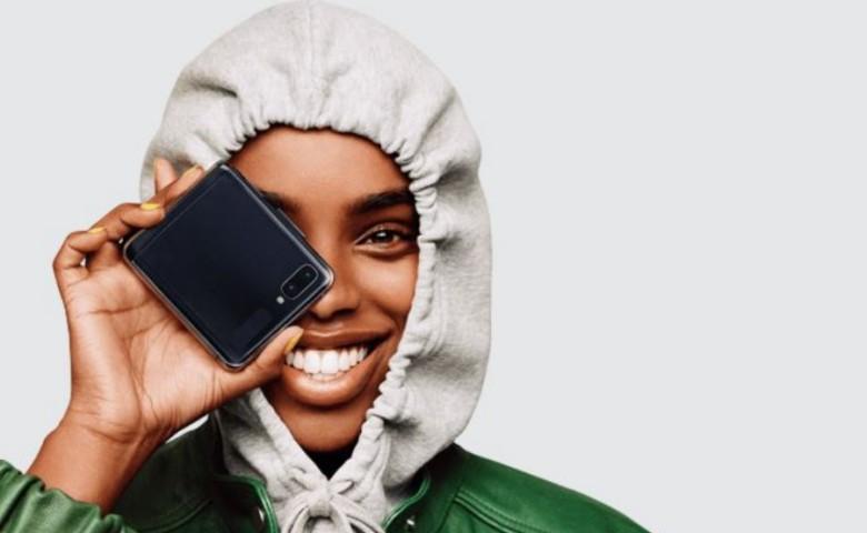 Desain Lipatan Samsung
