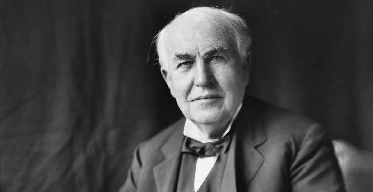 Biografi Thomas Alva Edison & 10 Fakta Penemuan Bola Lampu