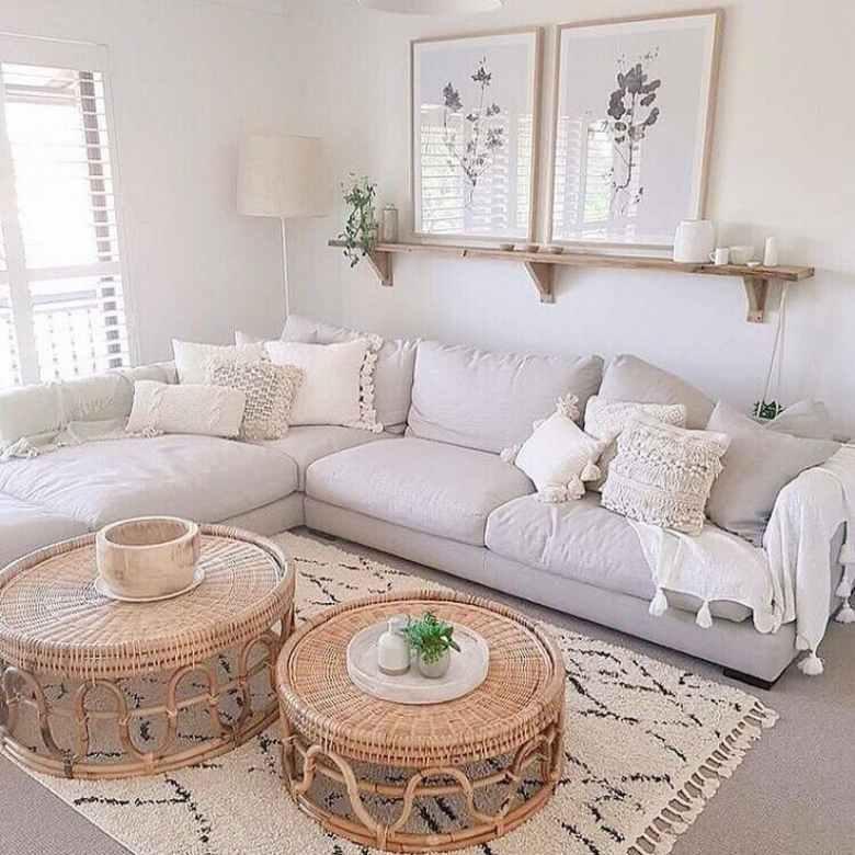 Desain Ruang Tetamu Terbaik Dengan Kesederhanaan
