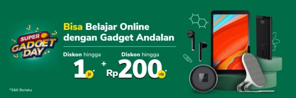 super gadget day campaign