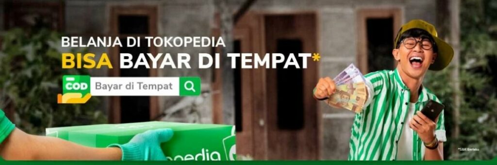 COD Tokopedia