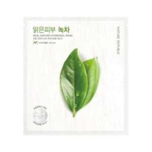 Green Tea Hydrogel