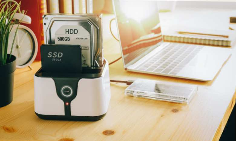 Memori SSD
