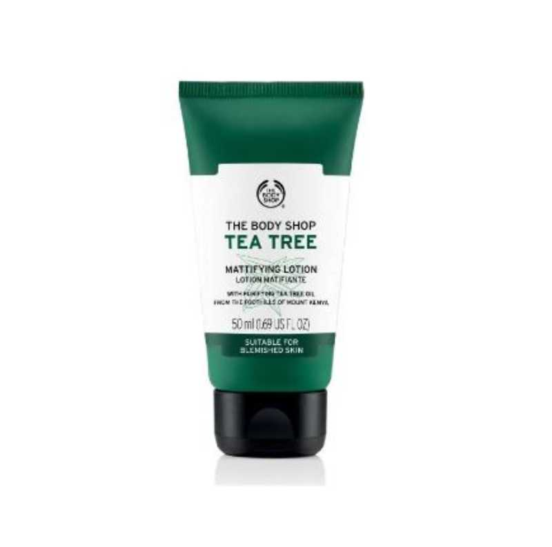 Tea Tree Face Lotion