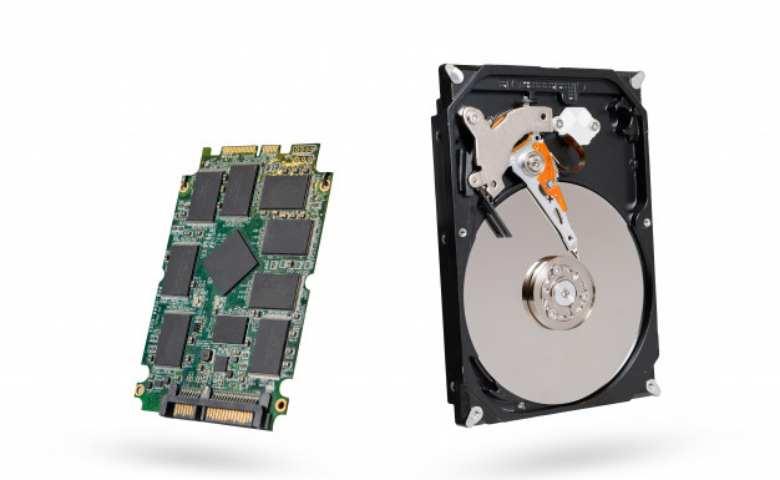 Hardisk vs SSD