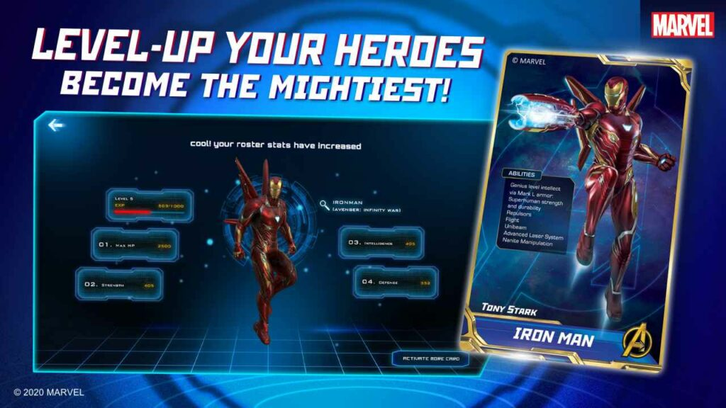 review marvel 5dx ar card