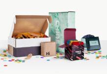 Referensi Box Kemasan Sepatu & Baju