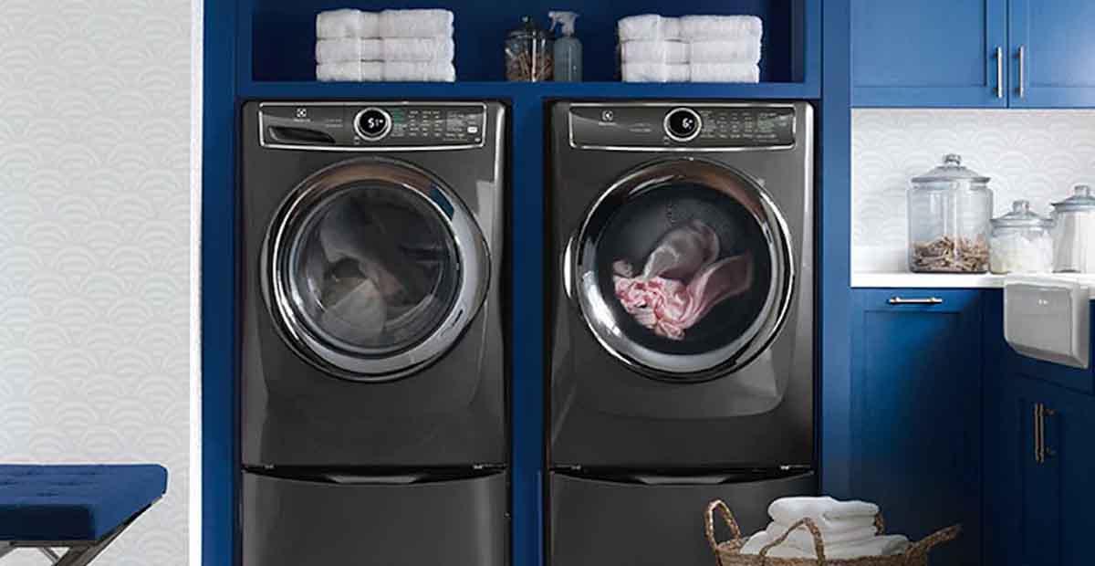 11 Mesin Cuci Front Loading Terbaik Ramah Lingkungan Hemat Biaya
