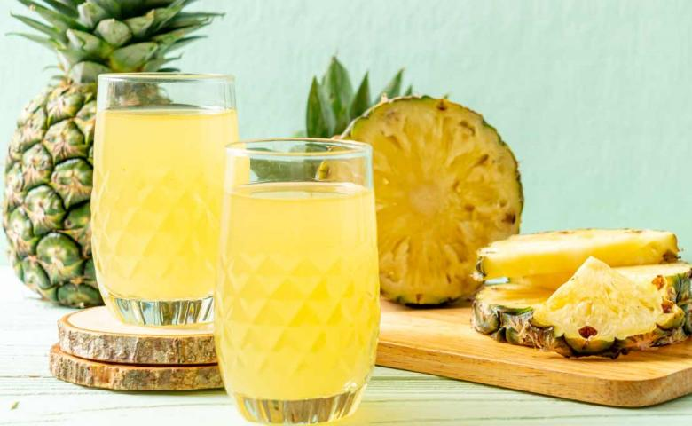 manfaat nanas, khasiat buah nanas