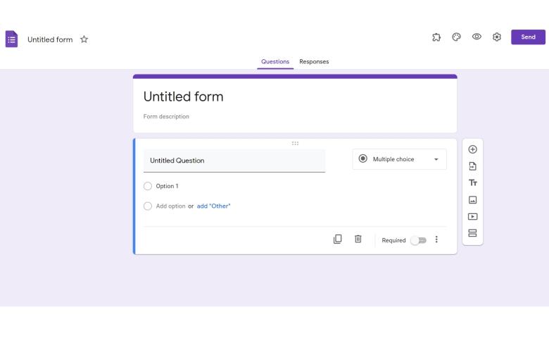Cara Membuat Google Form Dan Serba Serbi Lengkapnya