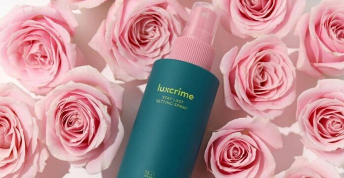 Review Luxcrime Setting Spray