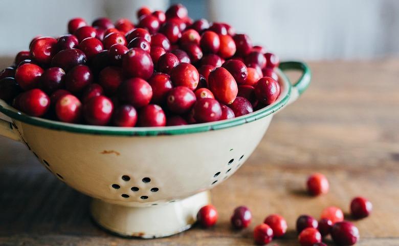 kandungan cranberry, nutrisi cranberry
