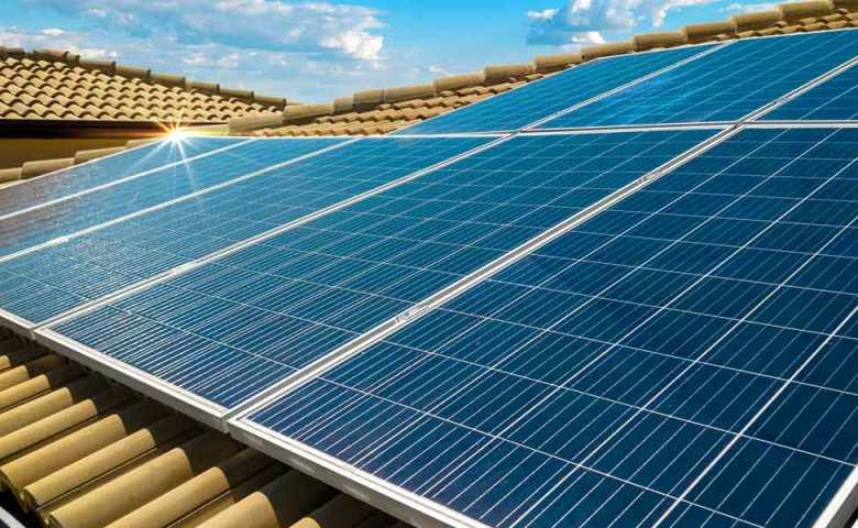 panel surya untuk rumah, manfaat panel surya