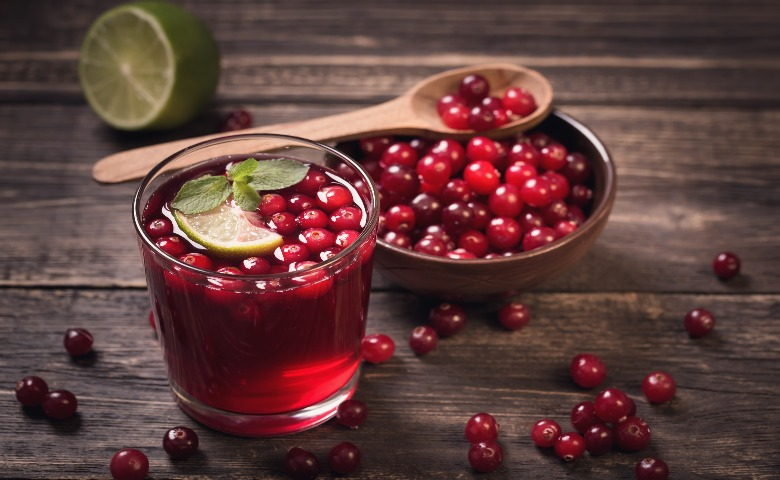 manfaat cranberry, manfaat buah cranberry